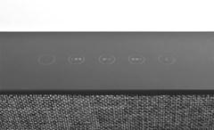 Fresh N Rebel Rockbox Brick Concrete Fabric Edition Bluetooth Speaker - 3
