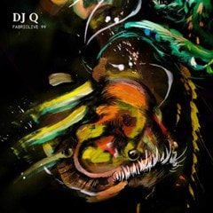 Fabriclive 99: Mixed By DJ Q - 1