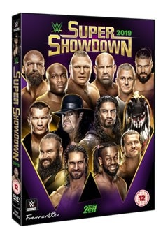 WWE: Super Showdown 2019 - 2