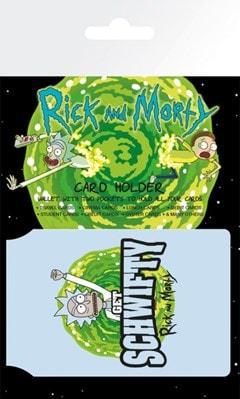 Rick & Morty Tiny Schifty Card Holder - 1