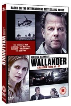 Wallander: Collected Films 27-32 - 2