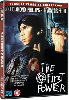 The First Power - 3