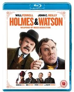 Holmes and Watson - 1