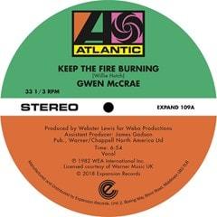 Keep the Fire Burning/Funky Sensation - 1