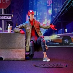 Peter B Parker: Spider-Man: Into The Spider-Verse Marvel Action Figure - 12