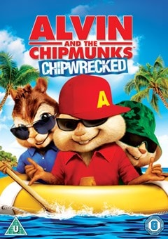 Alvin and the Chipmunks: Chipwrecked - 1