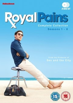 Royal Pains: The Complete Collection - 1