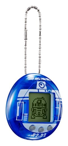 Star Wars: R2-D2: Blue Tamagotchi - 6