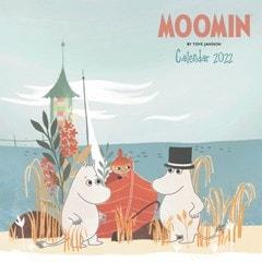 Moomin: Tove Jansson Square 2022 Calendar - 1