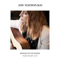 The Woman of the World: The Best of 2007-2018 - 1
