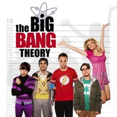 The Big Bang Theory: The Complete Second Season - 1