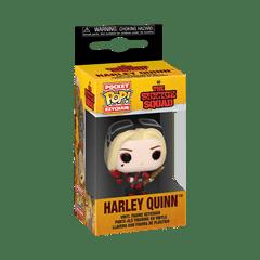 Harley Quinn: Suicide Squad 2021 Pop Vinyl: Keychain - 2