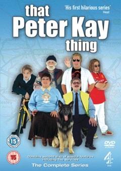 Peter Kay: That Peter Kay Thing - 1