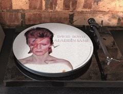David Bowie Aladdin Sane Slipmat - 1
