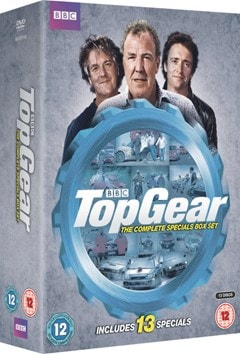 Top Gear: The Complete Specials - 2