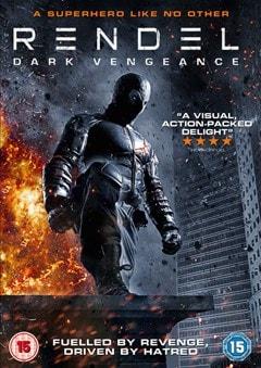 Rendel: Dark Vengeance - 1