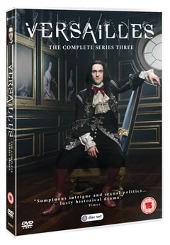 Versailles: The Complete Series Three - 2