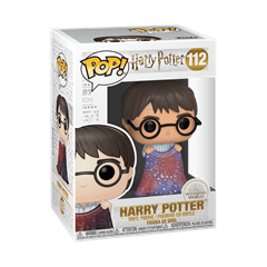 Harry with Invisibility Cloak (112) Harry Potter Pop Vinyl - 2