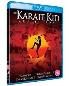 The Karate Kid/The Karate Kid 2/The Karate Kid 3/Next Karate Kid - 2