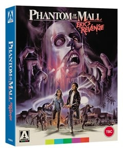 Phantom of the Mall - Eric's Revenge Limited Collector's Edition - 3