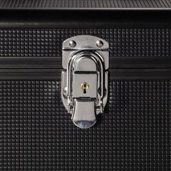 Hama Black LP Storage Case - 3