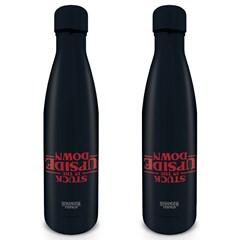 Metal Drink Bottle: Stranger Things - 1