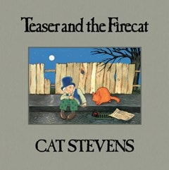 """Teaser and the Firecat: 50th Anniversary - Super Deluxe 2LP / 4CD / Blu-ray / 7"""" - 2"""