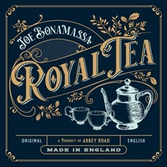 Royal Tea - Limited Edition Artbook with Gold Vinyl & CD - 2