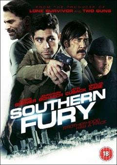 Southern Fury - 1