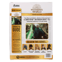 Lord Voldemort: Harry Potter Figurine: Hero Collector - 4