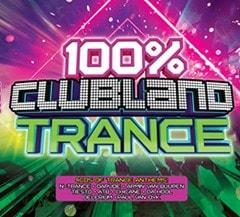 100% Clubland Trance - 1