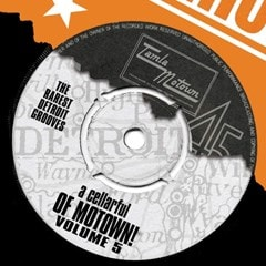 A Cellarful of Motown! - Volume 5 - 1