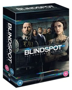 Blindspot: The Complete Series - 2