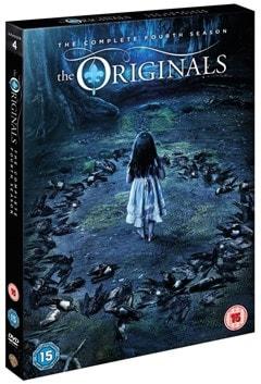 The Originals: The Complete Fourth Season - 2