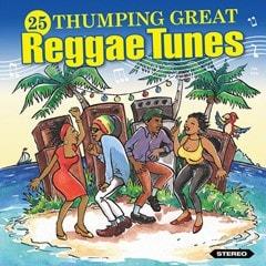 25 Thumping Reggae Tunes - 1
