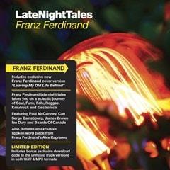 Late Night Tales: Franz Ferdinand - 1