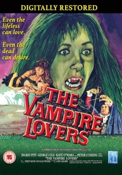 The Vampire Lovers - 1