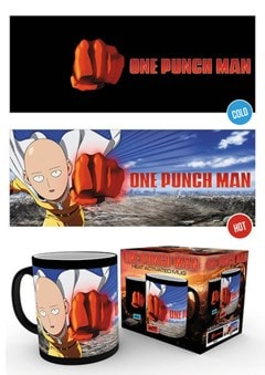 One Punch Man: Saitama Heat Change Mug - 1