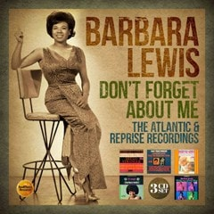 Don't Forget About Me: The Atlantic & Reprise Recordings - 1