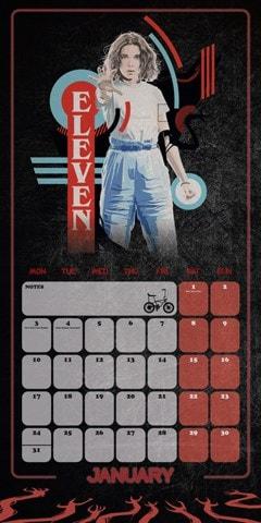 Stranger Things Square 2022 Calendar - 5
