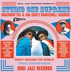 Studio One Supreme: Maximum 70s & 80s Early Dancehall Sounds - 1