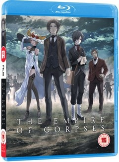The Empire of Corpses - 1