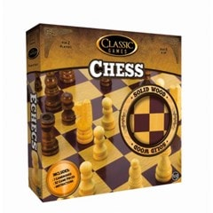 Chess: Solid Wood - 1
