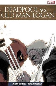 Deadpool Vs Old Man Logan - 1