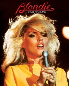 Blondie Poster: Heart Of Glass Debbie Harry Canvas Wall Art Print - 1