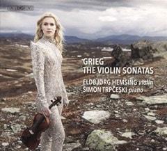 Grieg: The Violin Sonatas - 1