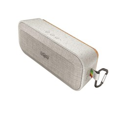 House Of Marley No Bounds XL Grey Bluetooth Speaker - 1