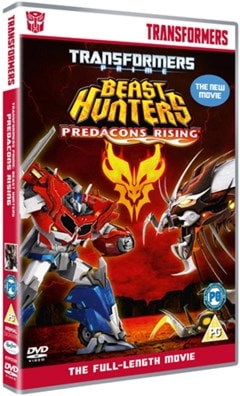 Transformers Prime Beast Hunters - Predacons Rising - 2