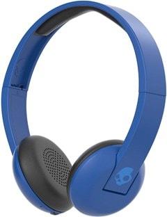 Skullcandy Uproar Royal/Cream/Blue Bluetooth Headphones - 1