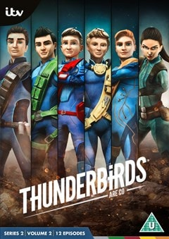 Thunderbirds Are Go: Series 2 - Volume 2 - 1